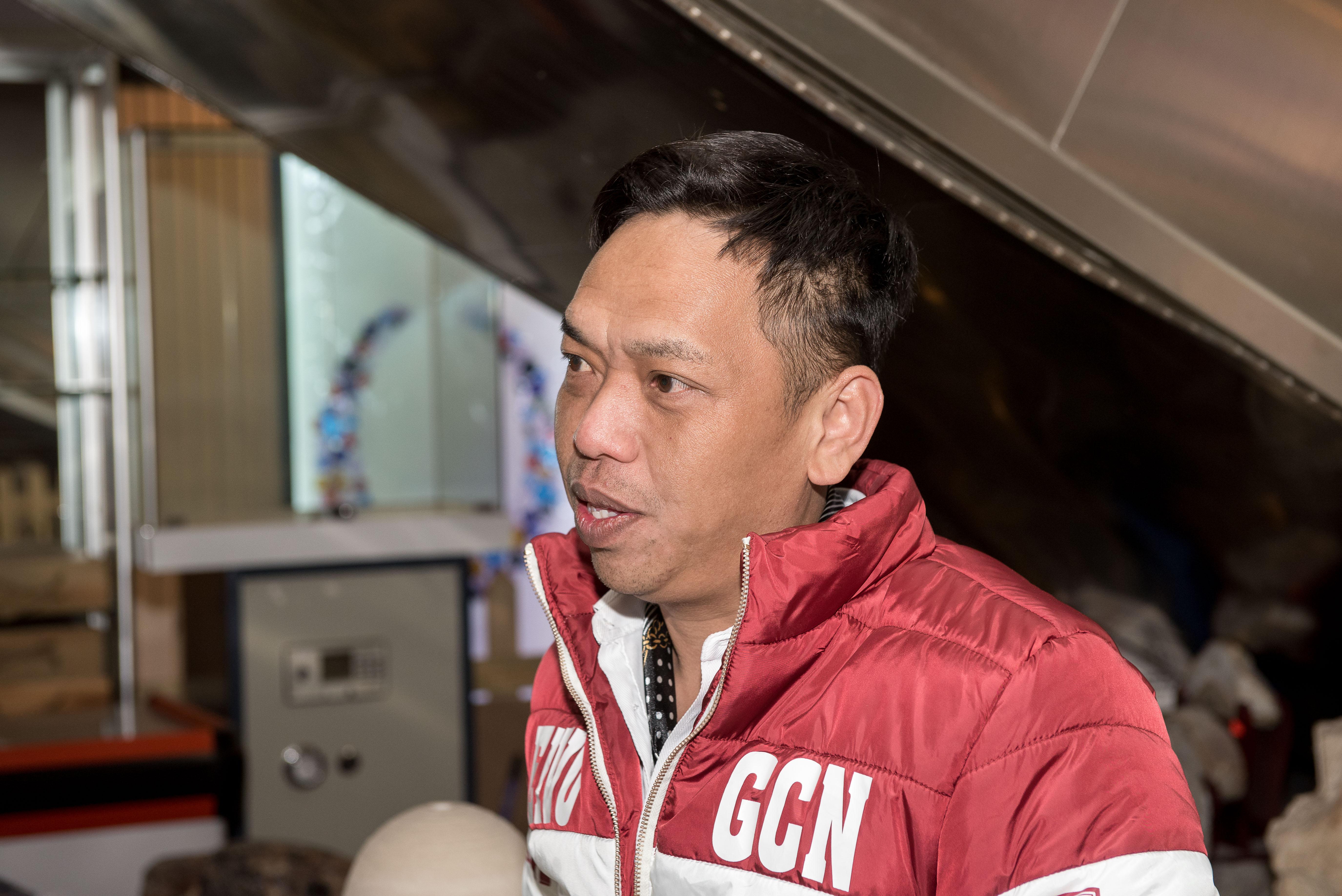 郭集福 義烏台商會副會長