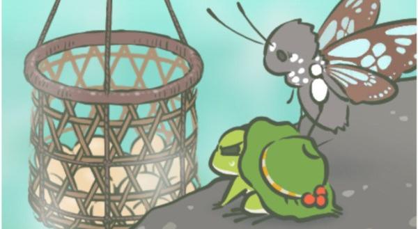 【今日中國】天這麼冷、風這麼大,蛙兒蛙兒快回家