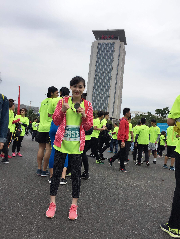 生活3-马拉松